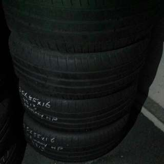 Michelin Primacy Used Tyre 225/55/16