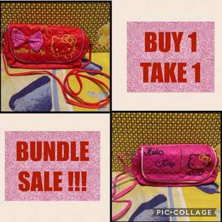 Hello Kitty Sling Bags SALE