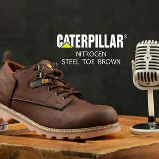 Caterpillar Nitrogen Safety