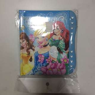 Disney Princess Lock Diary