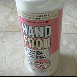 Instock!! Price Greatly Reduced!! Clearance!! Brand New Soap And Glory/Soap & Glory Hydrating Hand Cream
