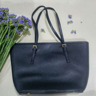 *Repriced* SHIQ Black Office Tote bag in Small