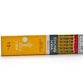 Chung Hwa 2B Pencil