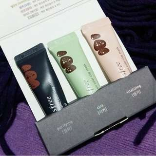 Innisfree Color Clay Mask Tube Mini