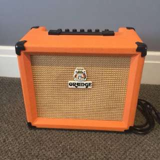 Orange Amplifier Crush 15R