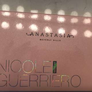 Anastasia Beverly Hills Highlight Palette Nicole Guirero colab