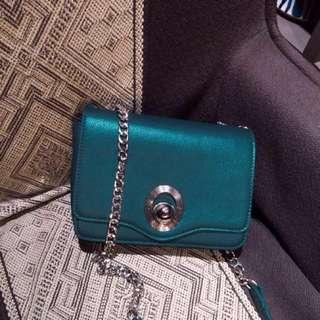Zara handbag with two changeable covers
