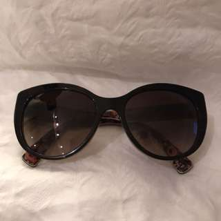 D&G Cat Eye Sunglasses