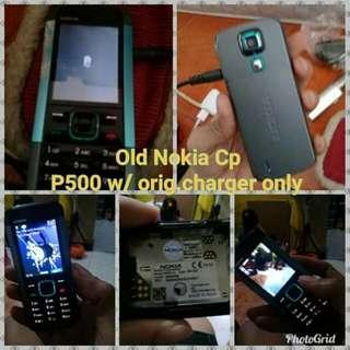 Nokia cp 5000d-2 model