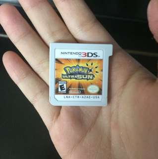 Selling Pokémon ultra sun