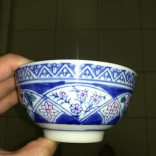 Japan made rice bowl...Set of 2