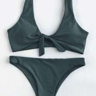 Shein Tie Front Bikini BRAND NEW