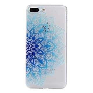 Flower case iPhone 7+