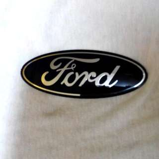 Ford Metal plate Logo
