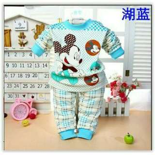 Cute pyjamas set
