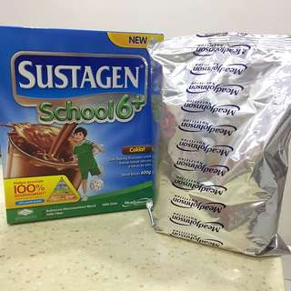Sustagen School 6+ (chocolate)