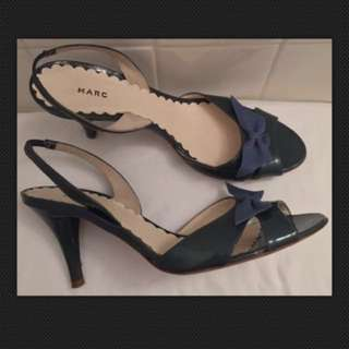Marc Jacobs Patent SlingBack Heels Size 8