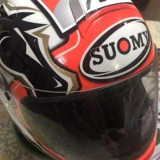 Suomy Ducati Helmet