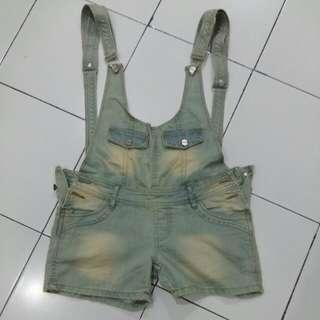 Celana Jeans kodok