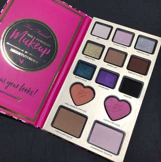 The Power of Makeup palette by Nikki Tutorials