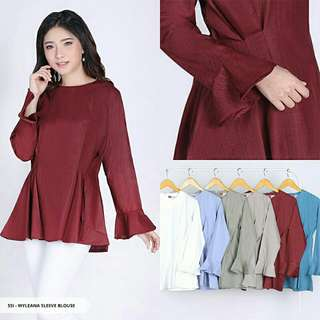 Wyleana Blouse