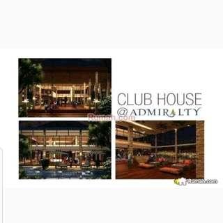 Disewakan: Rumah di Admiralty Residence Fatmawati