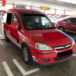 Opel combo 1.7 CDTI M