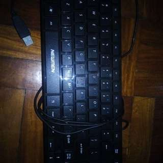 Slim keyboard for sale