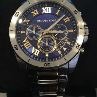 MK watch for Men