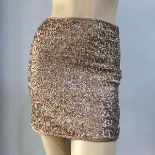 Windsor Sequins Skirt