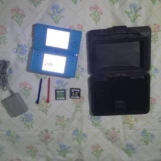 REPRICED!Nintendo DS Sky Blue