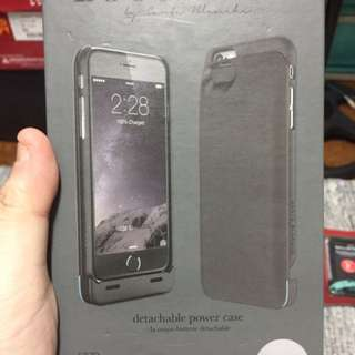 Boost Case Powerbank Detachable Juice Pack case Iphone 6 6s