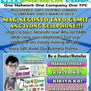 Be an Eloading Dealer for as low as Php 2998