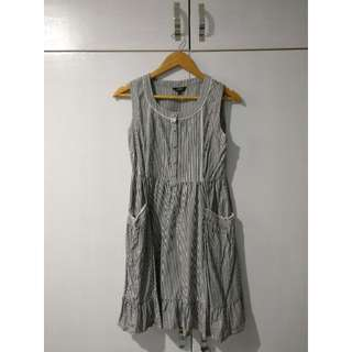 [Papaya] grey summer dress