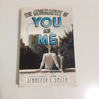 The Geography of You & Me - Jennifer E. Smith
