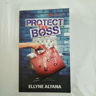 Novel Melayu - Protect The Boss