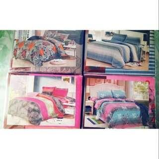 4pcs set BED SHEET