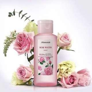 BN mamonde rose water toner