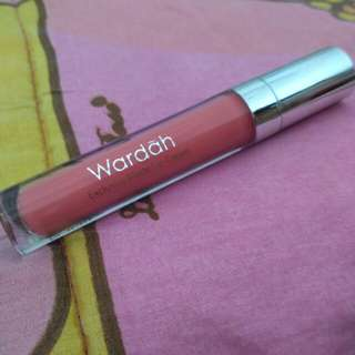 Wardah Exclusive Lip Matte Cream Shade 05 #CNY2018
