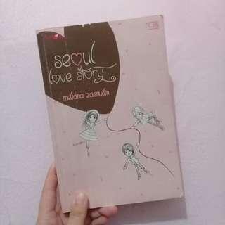 Novel - Seoul I'm In Love
