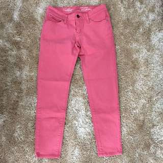 Levis Pink denim pants