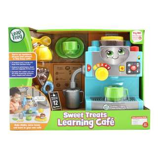 Leap frog Learning Cafe