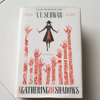 A Gathering of Shadows (Hardcover)