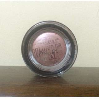 Maybelline Eye Studio Color Tattoo Metal 24hr Cream Eye Shadow