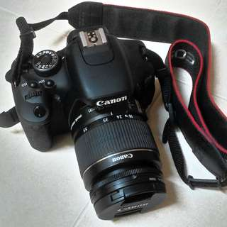 Canon EOS 600D (Used)