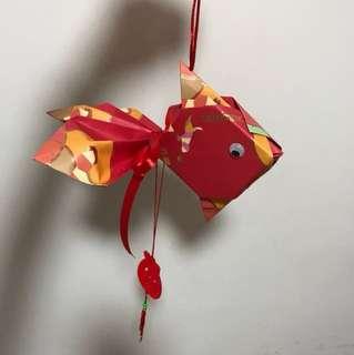 CNY Fish lantern