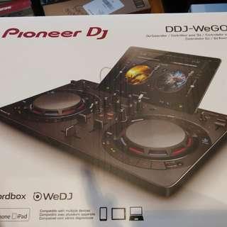 Like New Pioneer DDJ-WeGO4