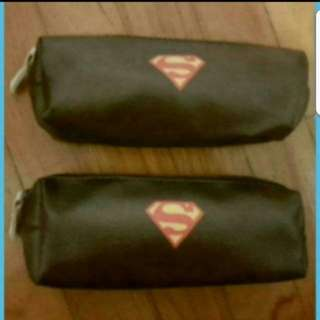 In Stock Superman Pencil Case