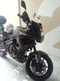 2013 Versys 650 abs