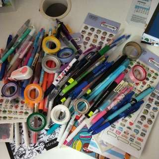 in-stock stationary grababag!